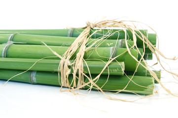 canne di bamboo