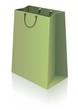 Green Shopping Bag