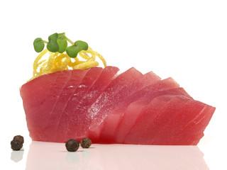 Roher Thunfisch