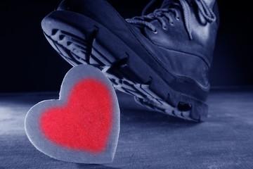 kill the love or health metaphor