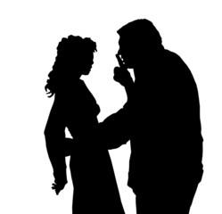 litigio di coppia