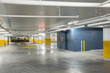 New underground parking garage