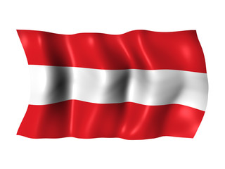 austria flag österreich fahne