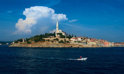 Rovinj: the most beautiful city in Istrian