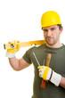 Werkzeug tragen
