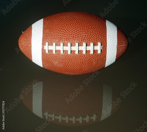 American Football with reflection II