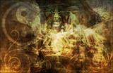 Secret Society Gang Religion poster