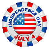 Independence day = July 4