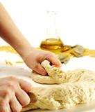 Dough Preparation poster