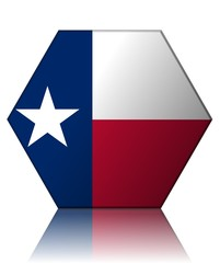 texas drapeau hexagone texas flag