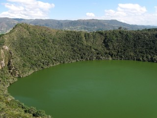laguna volcanica