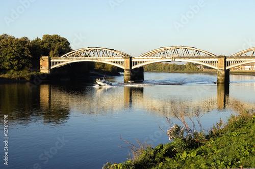 Foto op Plexiglas Motorsport Thames river