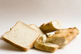 pan de molde y pan de horno poster