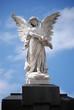 Guardian Angel Statue, Recoleta Cemetery