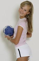 Ball spielen