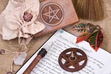Wiccan Ritual - Mabon
