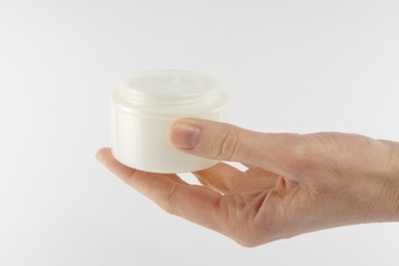 Body care - face cream