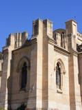 Iglesia fundada por Santa Teresa (Alba de Tormes, España) poster