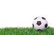 Leinwanddruck Bild - Fussball