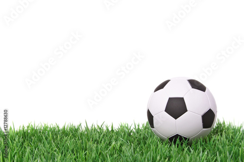 Leinwanddruck Bild Fussball