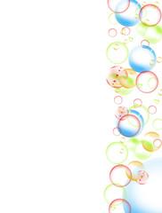 colors bubbles