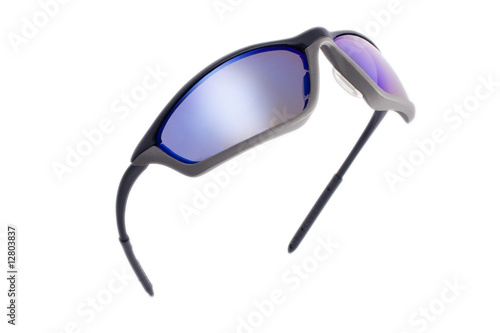 SunGlasses in White Background