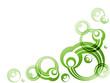 Abstrakt,Hintergrund grün