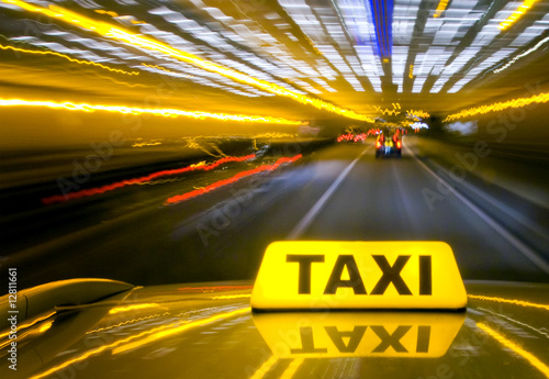 Taxi at warb speed