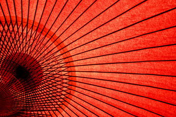 Japanese Oriental umbrella