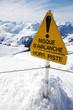 danger avalanche