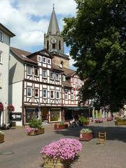 Kirche in Rotenburg an der Fulda