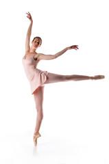 Ballarina performing