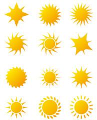 set of suns