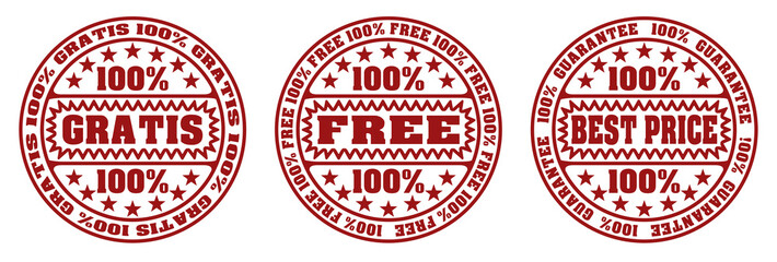 Gratis, free, best price