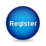Register icon poster