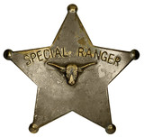 Special Ranger badge