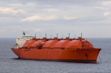 Oil and gas industry - LNG tanker