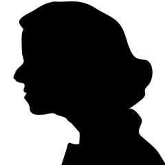 profil féminin
