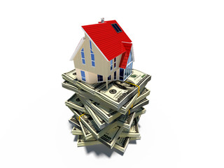 House on the money