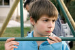 pré-adolescent contrarié