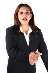 Confident Indian Businesswoman