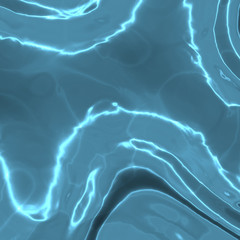 Flowing energy abstract