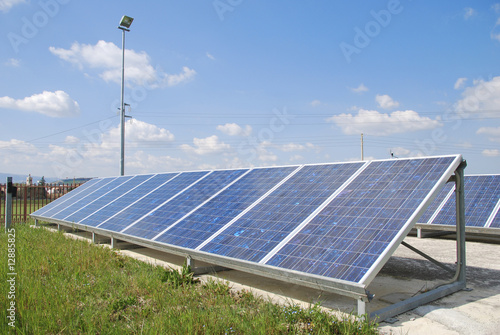 Solar panel for renewable energy