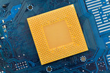 Computer CPU poster