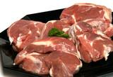 assiette de viande poster