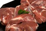 morceau de viande - agneau poster