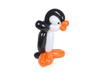 balloon penguin  on white back drop - 12894227