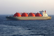 Oil and gas industry - LNG tanker - 12894895