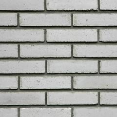 Mauer aus Backstein