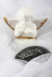 White Angel - Believe poster